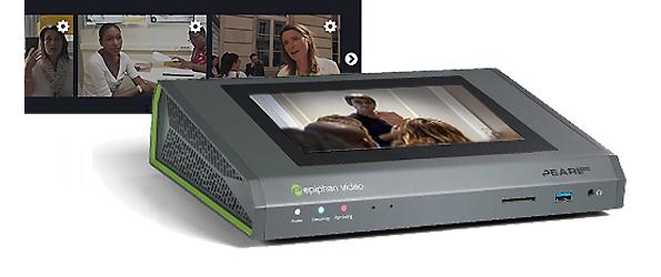 Outils webcast intégrés