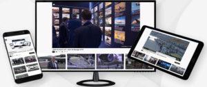 Créer une WebTV responsive design